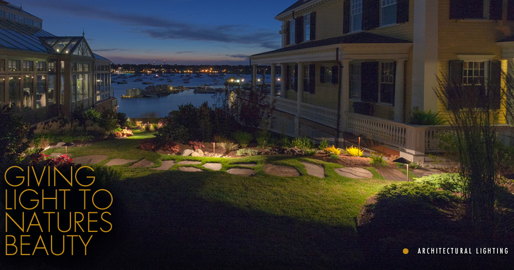 Outdoor Landscape Lighting Professional : Landscape lighting installation in billerica ma northern outdoor