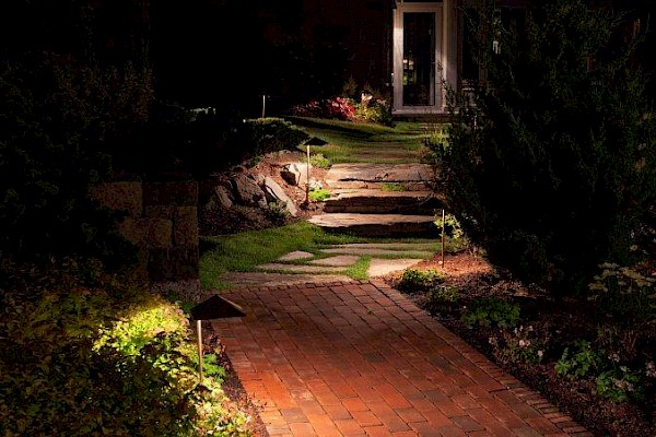 WE BRIGHTEN YOUR PATH/WALKWAY