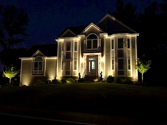 Outdoor Lighting Repair & Installation Services Wellesley MA ...